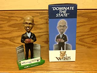 Bobbleheads James Franklin Penn State Nittany Lions Football SGA - 08/28/14 (distributed State College Spikes)