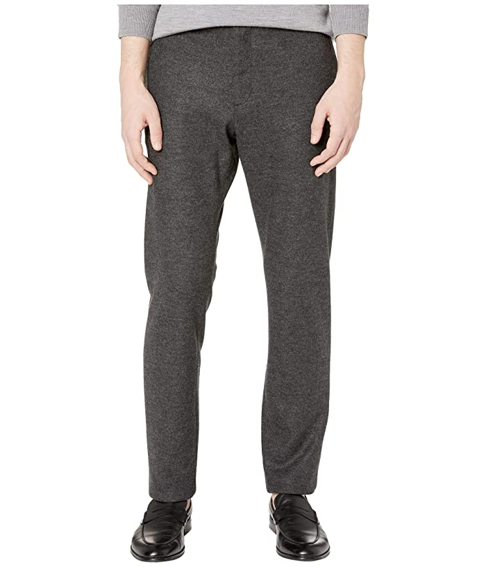 Vince  Relaxed Trousers (Heathered Charcoal) Mens Casual Pants