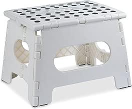 Best white bathroom storage stool Reviews