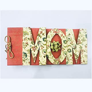 Scrapbook Album | Gift for Mom | Best Gift for Mom to Gift on Birthday/Mother's Day