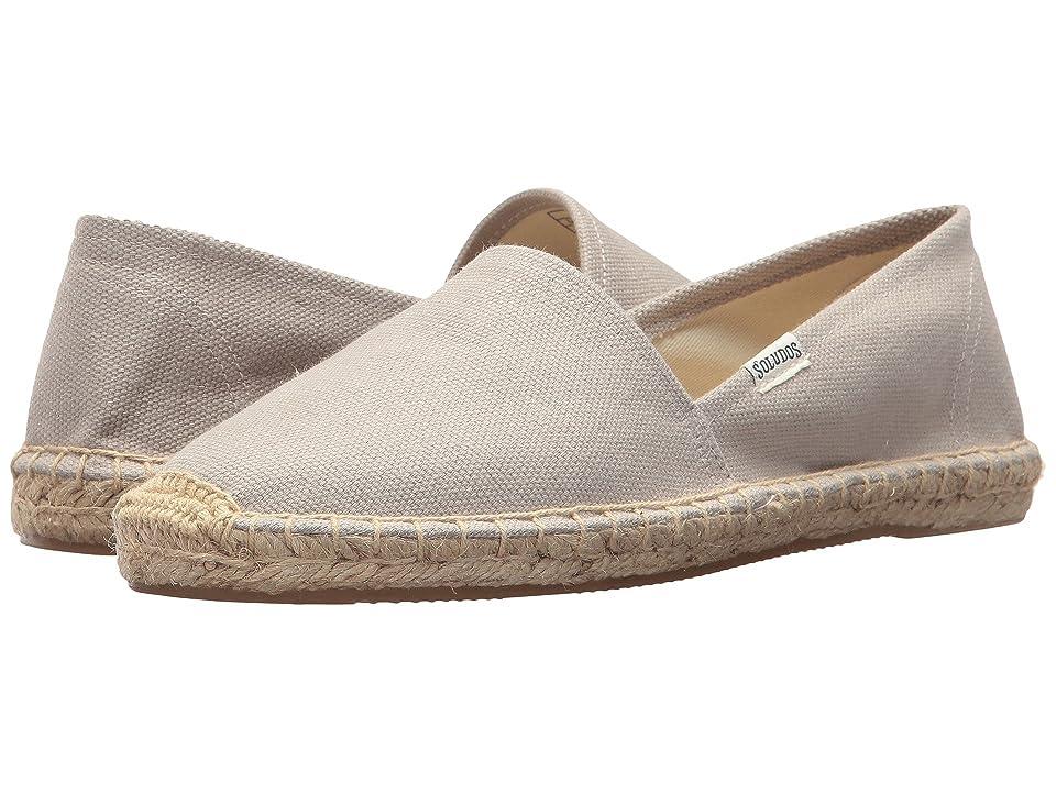 Soludos Original Dali (Grey) Women's Shoes