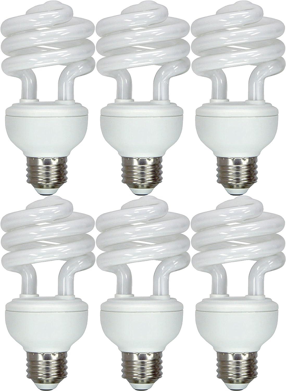 GE Energy Smart CFL オーバーのアイテム取扱☆ Daylight 75-Watt Equivalent 20-Watt 1300-L 最安値挑戦