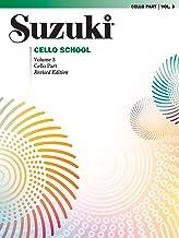 Suzuki Cello School - Volume 3 (Revised): Cello Part