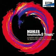Mahler Symphony No. 6, ''Tragic''