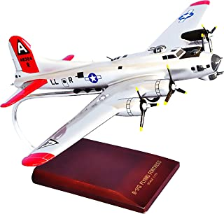 Mastercraft Collection Boeing B-17G Fortress (Silver) Model Scale:1/72