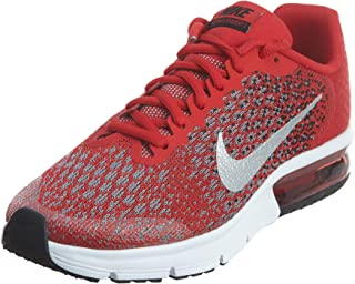 NIKE Boys Air Max Sequent 2 Running Shoe ...