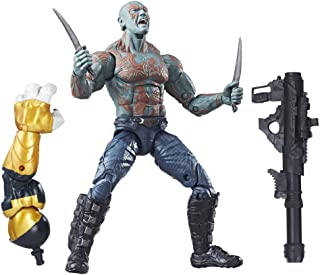 Hasbro Marvel Guardians of The Galaxy 6-inch Legends Series Drax