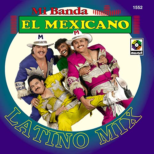 latin musico Mix