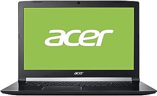"""Acer Aspire 7   A717-72G-7600 - Ordenador portátil 17.3"""" Full HD LED (Intel Core i7-8750H, 8 GB de RAM, 1 TB HDD, Nvidia G..."""