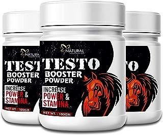 Testo Booster Herbal Powder 100% Ayurvedic pack of 3