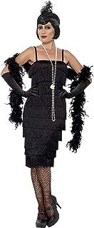 Women's 1920's Black Flapper Costume