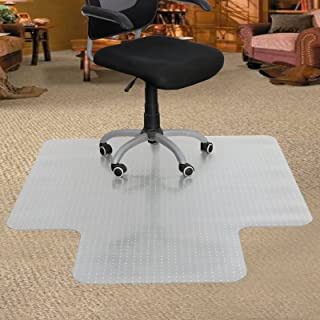 Hard Floor Chair Mats Office Products Hgmart Office Chair Mat For Home Office Desk Chairs Anti Slip Transparent Floor Protector For Hardwood Floor Ships Flat Ready To Use 48x36 With Lip 1 Pack