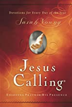 Jesus Calling, with Scripture references: Enjoying Peace in His Presence (Jesus Calling®)