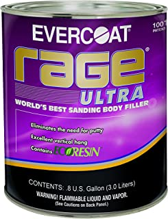 Evercoat 125 Rage Ultra Body Filler - 0.8 Gallon