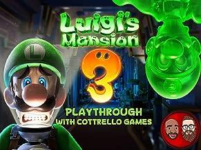 Luigi's Mansion 3 Playthrough with Cottrello Games