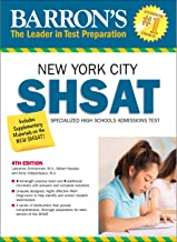 Barron's SHSAT, 5th Edition: New York City Specialized High Schools Admissions Test (Barron's Test Prep NY)