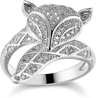 خواتم LE YI 925 من الفضة الاسترلينية مفتوحة للنساء خواتم عتيقة ورياح باردة وتصميم جريء
