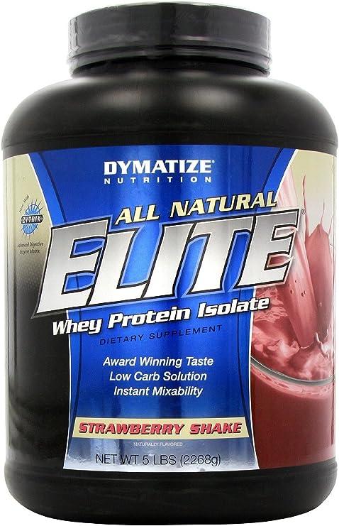 Elite Whey Protein 5 lb (2268g) EU