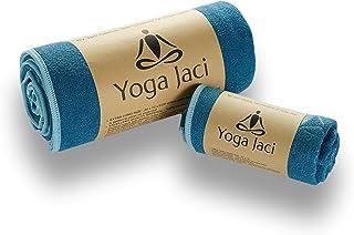 Yoga Jaci Yoga Towel – Non Slip – Sweat Absorbent – Microfiber Soft..
