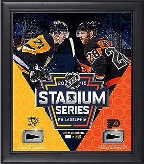 fd670da499b 2019 NHL Stadium Series Pittsburgh Penguins vs. Philadelphia Flyers Framed  15