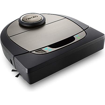 ネイト D7 ロボット掃除機 レーザースマートマッピング 幅広ブラシ アレルゲンカット 自動充電/再開3回 2.4GHZ/5GHz Wifi スマホ Google対応 BV-D701