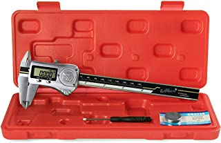 Digital Caliper, Absolute Origin Stainless Steel Electronic Measuring Tool by EAGems,..