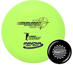 Innova Star Roadrunner Gregg Barsby Mini Stamp World Champion Signature Disc Limited Edition with Innova Stars Mini (Colors Will Vary)