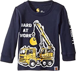 Carhartt Kids - Hard At Work Tee (Infant)