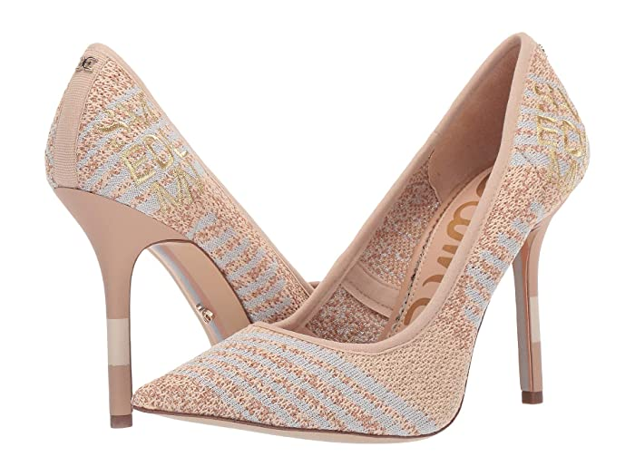 Sam Edelman  Alden (Nude Multi Sport Knit) Womens Shoes