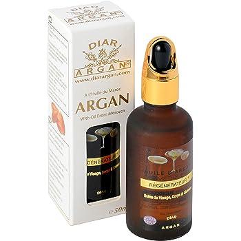 アマゾン限定 Diar Argan オーガニック・アルガンオイル50ml エコサート認定