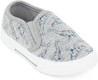 Simple Joys by Carter's Boys' Phil Sneaker, Grey
