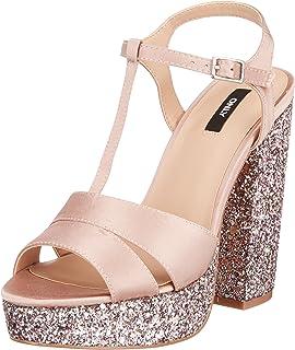 3686c591b9383e Suchergebnis auf Amazon.de für: pink glitzer: Schuhe & Handtaschen