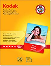 Best kodak picture paper for inkjet prints Reviews