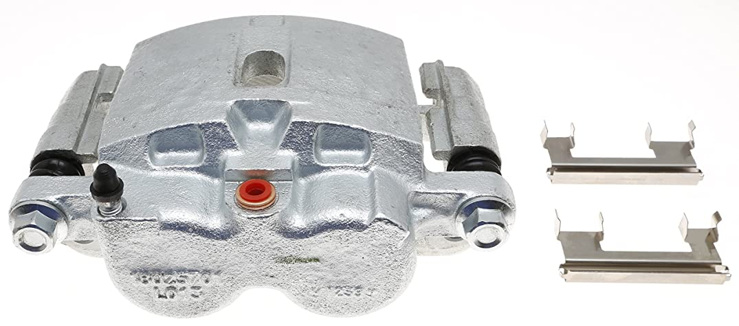 ACDelco 18FR1378C Professional Front Disc Brake Caliper Assembly without Pads (Friction Ready Coated), Remanufactured