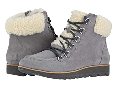 SOREL Harlowtm Lace Cozy (Light Grey) Women