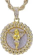 large hip hop pendants