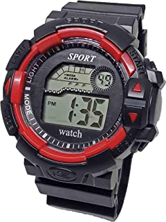 SPORT Sport Watch For Boys Digital Rubber - 32