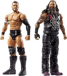 WWE Figure Series # 54 Finn Balor & Bray Wyatt Action Figures, 2 Pack