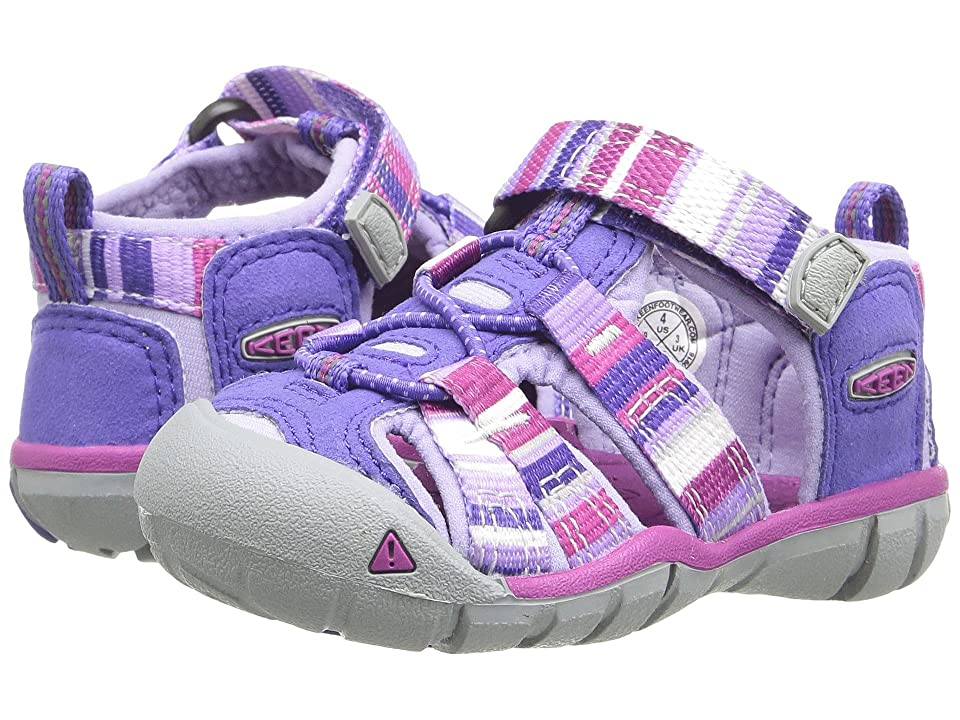 Keen Kids Seacamp II CNX (Toddler) (Liberty Raya) Girls Shoes