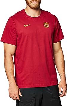 NIKE FC Barcelona Temporada 2020/21-Fcb M Nk Dry tee Core Matchcd1224-620 Camiseta de Juego, Unisex Adulto