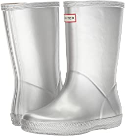 Hunter Kids - First Classic Metal Rain Boot (Toddler/Little Kid)