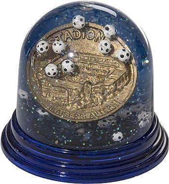 Schnabel-Schmuck Beak Jewellery SCHN21 092129 / Snow Globe schneiende Football Kaiserslautern