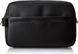 CALVIN KLEIN FLEX WASHBAG  for MEN-BLACK