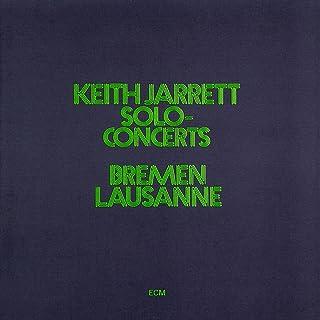 Solo Concerts: Bremen & Lusanne