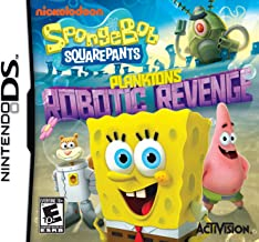 spongebob squarepants dsi games