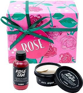 (ラッシュ) LUSH Rose ローズ ギフトセット ショップバッグ付き