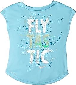Nike Kids - Spray Can Flytastic Tee (Toddler)