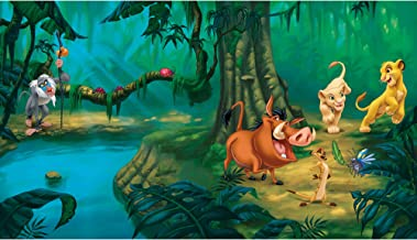 Best lion king wallpaper for nursery Reviews