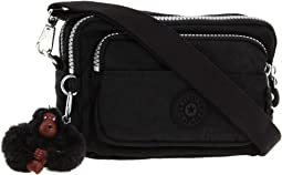 Multiple Belt Crossbody Bag
