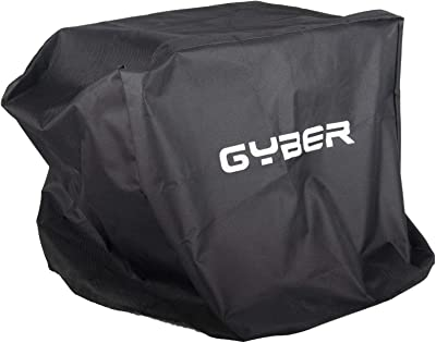 """GYBER Grill Cover Dutton, Anvil-Pro, Anvil-Go 20"""" Waterproof & Universal for Other BBQ Gas Grills"""